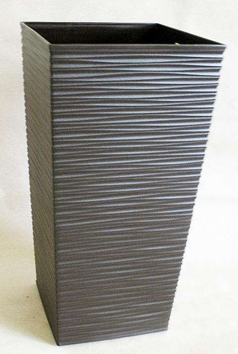 doniczka finezja dłuto 190x190mm mokka art.588